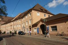 Die Alte Universität in der Bertoldstraße © R. Gschwendtner 2011