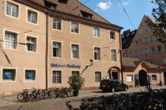 Das Uniseum der Albert-Ludwigs-Universität Freiburg ist Museum und Forum zugleich © R. Gschwendtner 2011