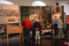 Das Uniseum bietet den Besuchern vielfältige themen- und epochenbezogene Einblicke in die Universitätsgeschichte © R. Gschwendtner 2012
