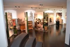 In Themengruppen zeigt das Uniseum einen Rundgang durch die Freiburger Universitätsgeschichte© R. Gschwendtner 2012