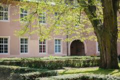 Der Innenhof der Alten Universität © Sandra Meyndt 2016