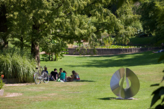 Der Botanische Garten der Universität Freiburg steht Studierenden und Professoren, Schülern und Lehrern sowie der interessierten Öffentlichkeit zur Verfügung © P.Mesenholl 2009