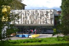 Mensa im Institutsviertel © C. Staeves & M. Kuta 2012