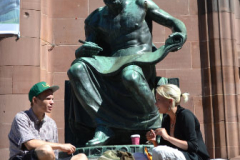 Aristoteles - Erinnerung an den berühmten Philosophen © R. Gschwendtner 2012