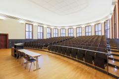 Hörsaal 1199 © Baschi Bender
