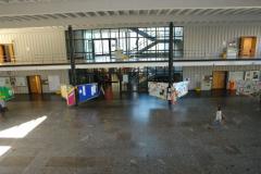 Erdgeschoss des KG II © R. Gschwendtner 2011