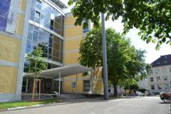Im Rektorat befindet sich die Zentrale Universitätsverwaltung, aber auch die Institute für Archäologie und Hydrologie© R. Gschwendtner 2012