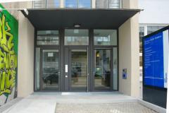Am 6. Mai 2012 öffnete das neue Service Center Studium (SCS) der Universität Freiburg in der Sedanstr. 6 seine Pforten © R. Gschwendtner 2012