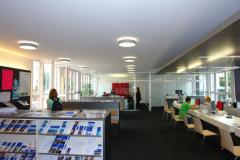 """Zum Angebot des """"Service Centers Studium"""" gehören u.a. Kurzinformationen zum Studienangebot sowie Bewerbung und Zulassung © R. Gschwendtner 2012"""
