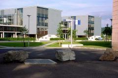 Forschungsgebäude 102 und 103 der Mikrosystemtechnik © P. Mesenholl 2009
