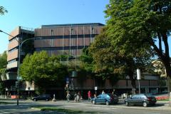 Blick auf die Universitätsbibliothek vor der umfangreichen Renovierung© F.-J. Leithold 2003